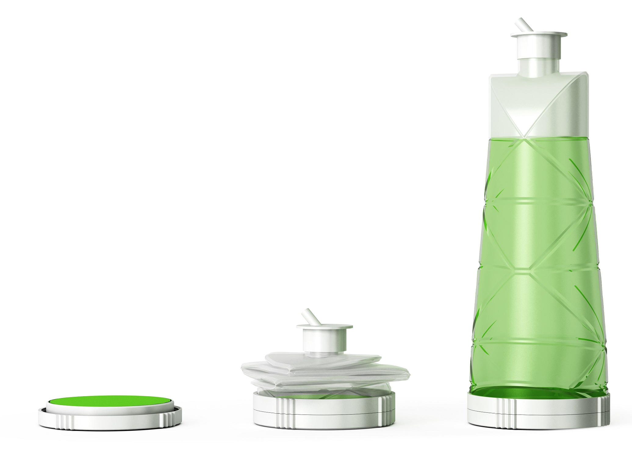 DiFOLD Reusable Packaging Concepts Concentrate