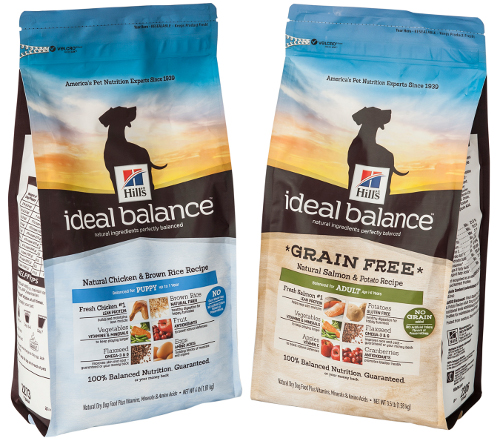 Bag closure gives Hill's Pet Nutrition