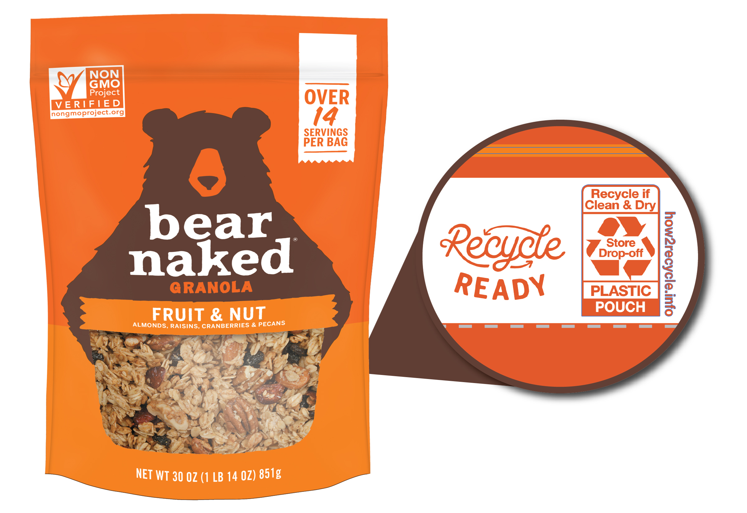 Naked bear Loading interface