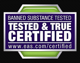 Abbott EAS certification label