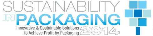 Sustainability in Packaging 2014 logo