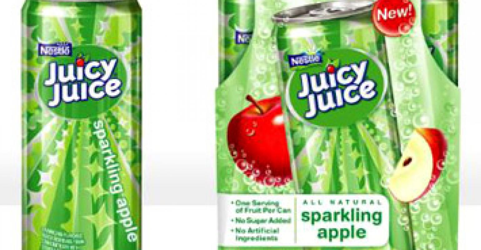 Beverage Packaging Juicy Juice Launches New Sparkling Fruit Juice In Packagingdigest Com Juicy juice is pasteurized.3 it is manufactured in ocean spray production facilities, as a result of a 2002 joint agreement between nestle and ocean spray.4. beverage packaging juicy juice