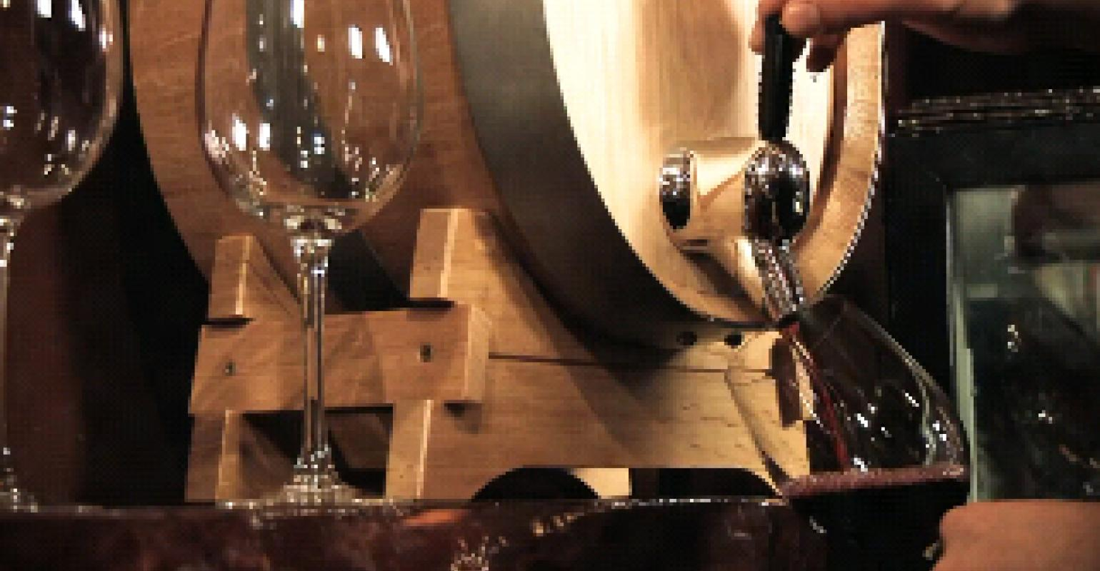 baginbox wine feeds new wineontap dispense system