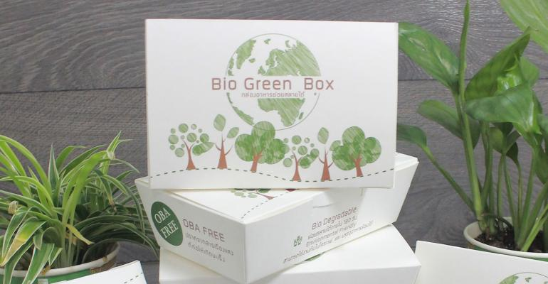 COVID-19 Spurs Spike in Sustainable To-Go Food Packaging