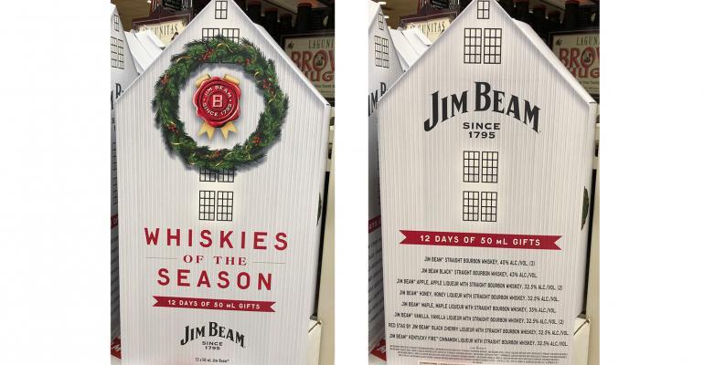 Unpacking Jim Beam's remarkable gift-pack sampler