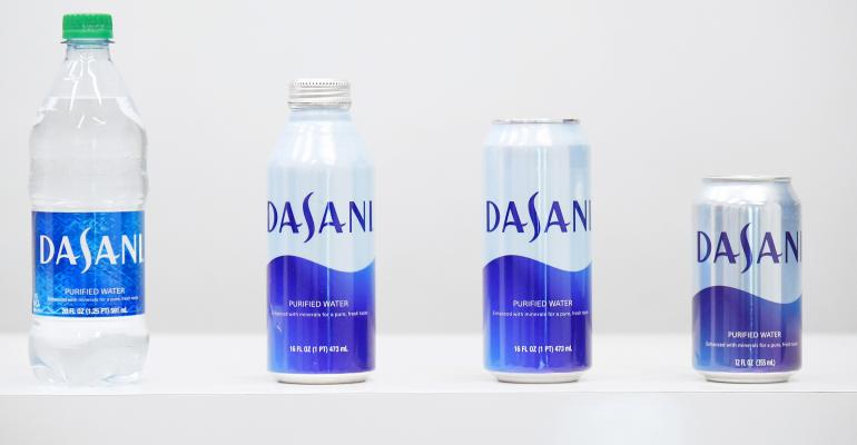 Dasani's next 5 steps to greater packaging sustainability