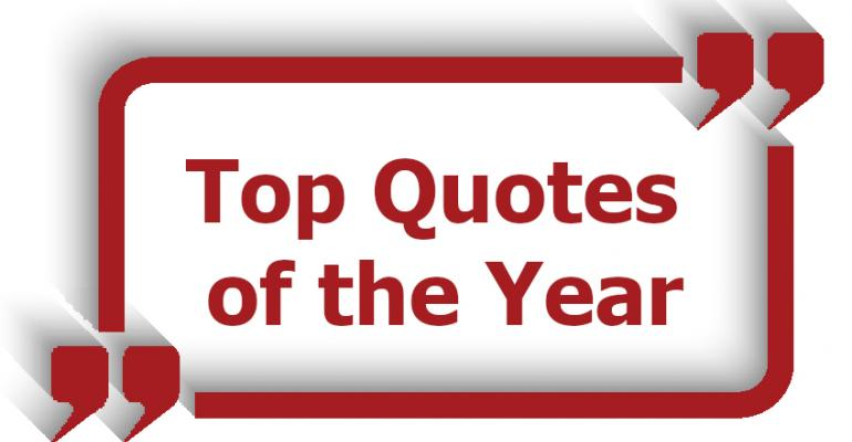 Top packaging quotes of 2018