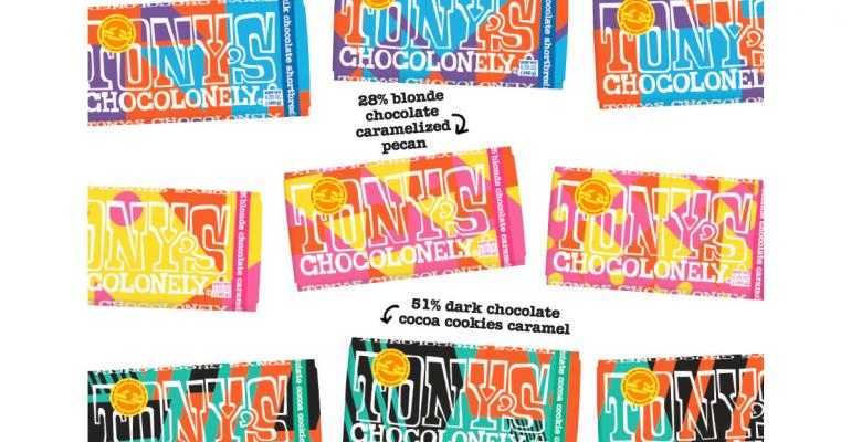 Sweet diversity: Chocolate bars wrapped in 50,000 packaging design variations