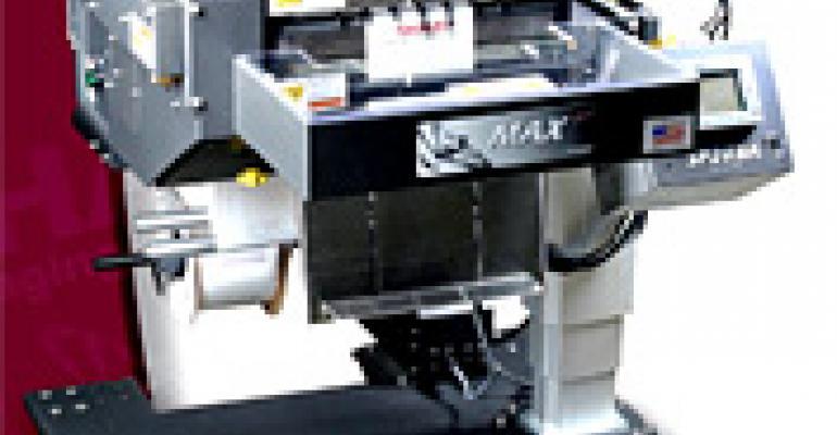 Auto-bagging machine