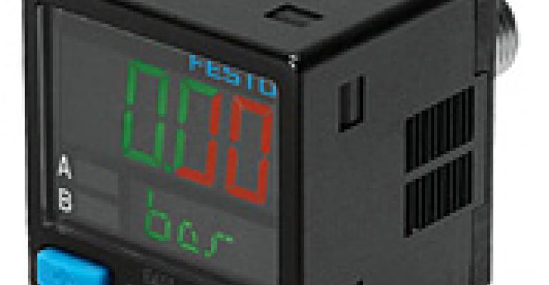 Compact pressure sensor SPAB