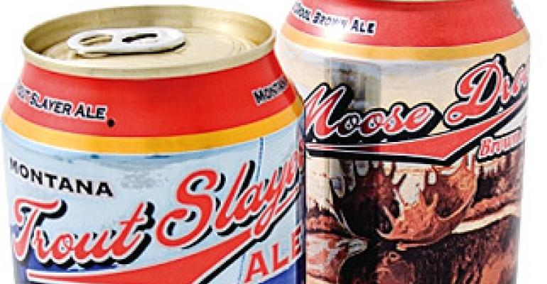 New filler helps craft brewstransition to cans