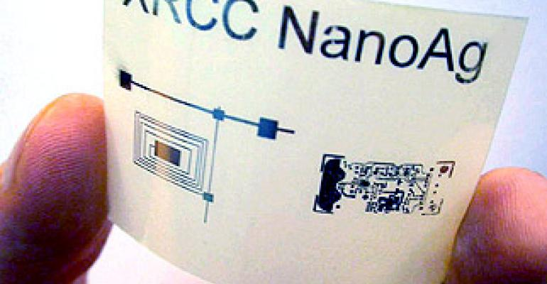 New ink may lower electronics costs for smart packaging