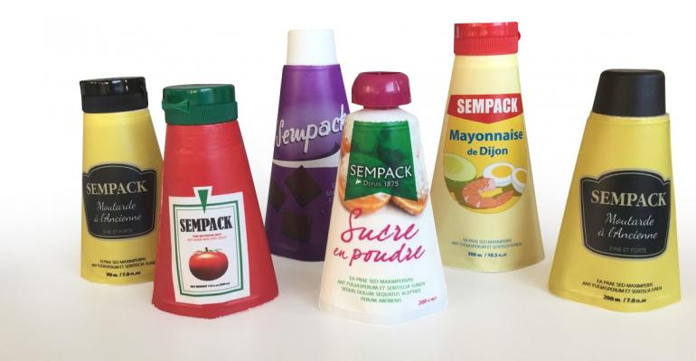 Inverted pouches upend food packaging: Sempack