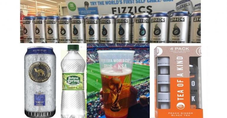 A toast to the 5 top beverage packaging developments of 2018