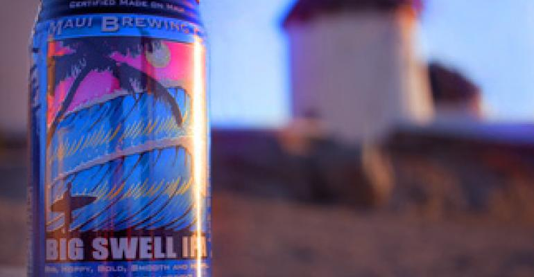 Microbreweries move to aluminum cans