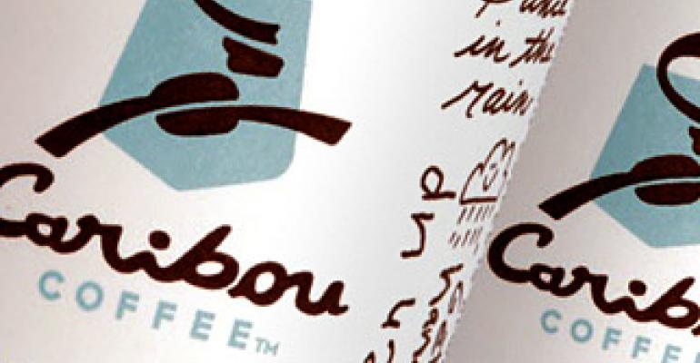 Caribou Coffee revamps branding