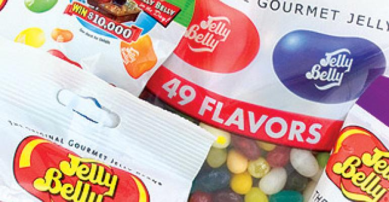 Food packaging: New packaging line for Jelly Belly Candy