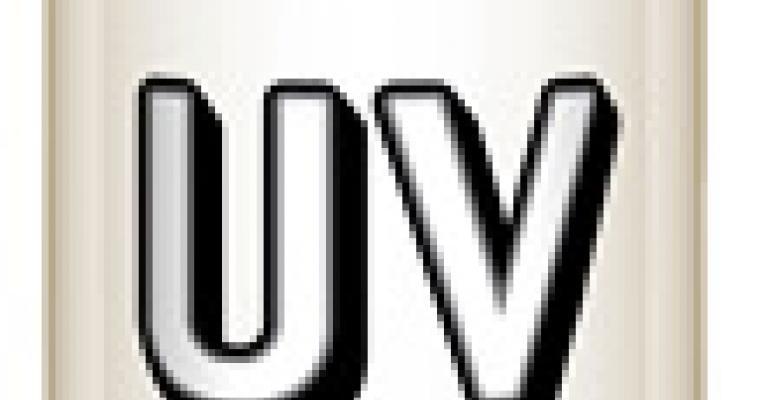 Beverage packaging: Phillips Unveils UV Coconut Vodka with bold bottle design