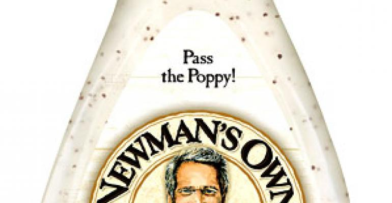Packaging concepts: Newman's Own reinforces brand with new packaging and ad campaign