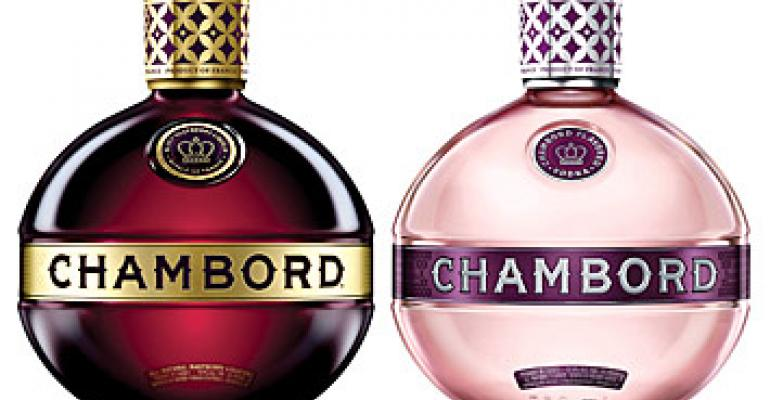 Packaging concepts: Chambord Liqueur rebrands with new packaging and flavored vodka line