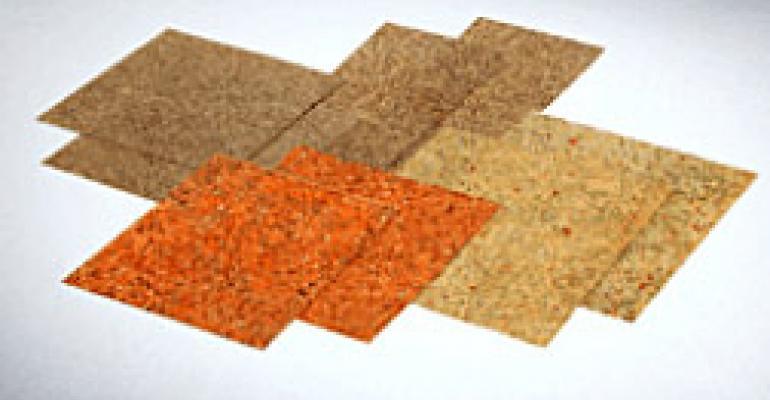 Packaging materials: Transfer sheets