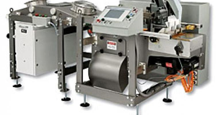Packaging equipment: Inspection system