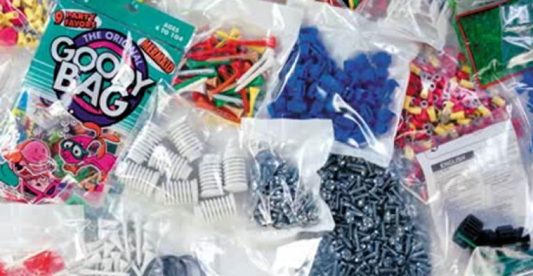 Plastics gaining share in packaging market