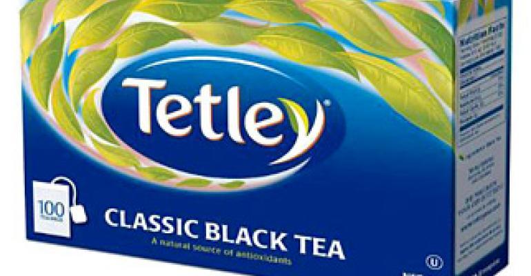Packaging design: Tetley Tea introduces new global graphics design