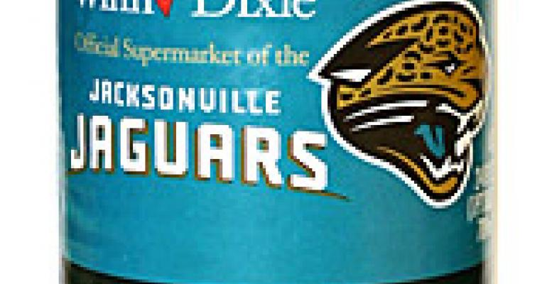 Beverage packaging: Winn-Dixie launches NFL's first co-branded bottled water