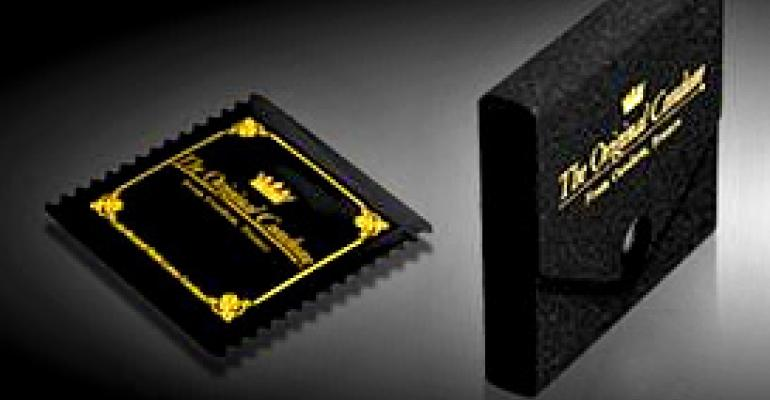 Packaging design: New 'luxury condom' fights stigma with high-end packaging
