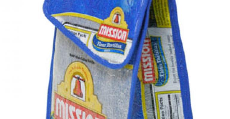 Terracycle to 'upcycle' Mission Foods packaging