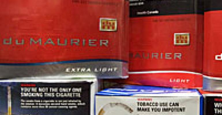 Nixed cigarette labels cost Canada millions