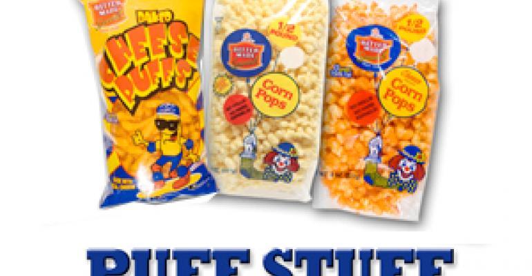 Label error sparks snack recall