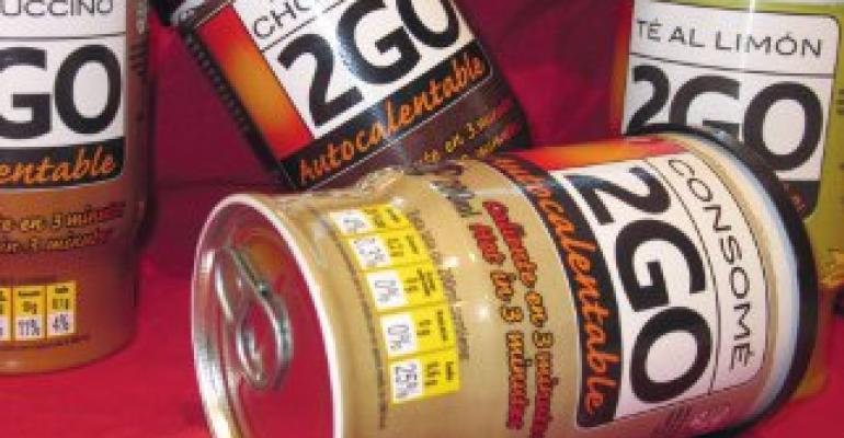 Mintel New Product of the Month: 2GO drinks