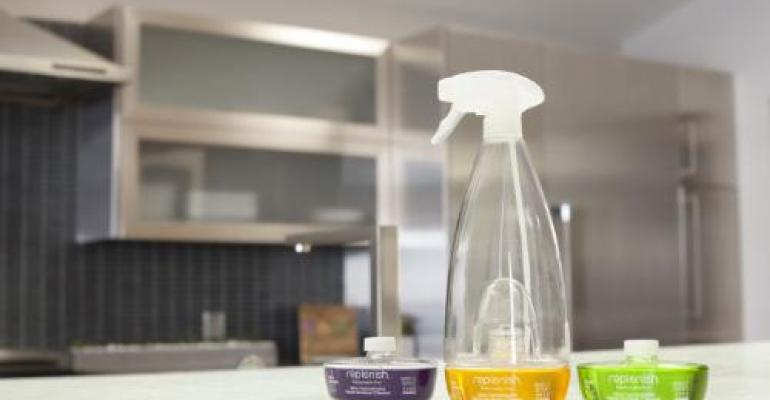 Replenish Bottling, Nypro Packaging to produce Reusable Dispensing System for liquid concentrates