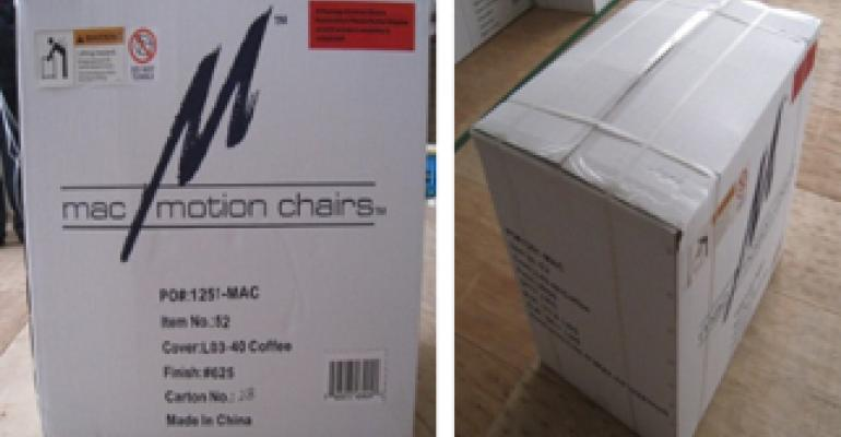 GoRecliners.com not sitting this one out; debuts improved packaging