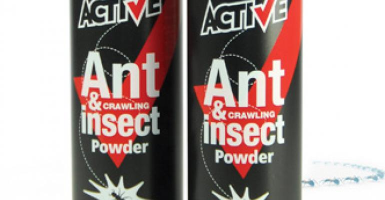 Bold rebranding for insecticide