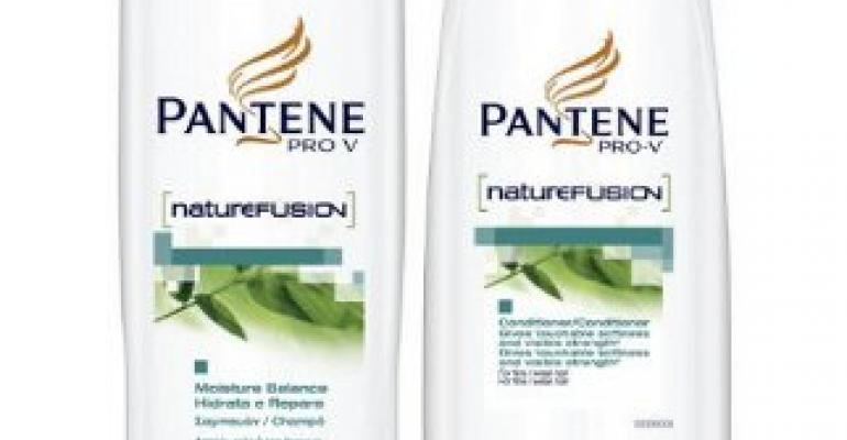 P&G starts commercial production of plant-based plastic bottles for Pantene