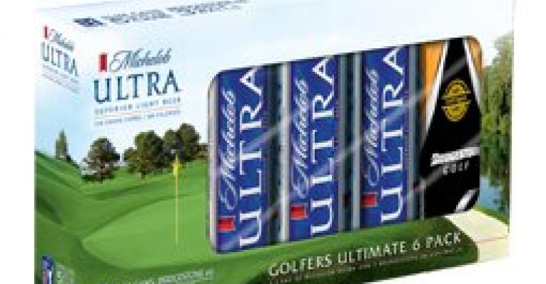 Partnership packs golf, beer for Father's Day