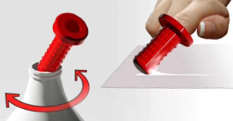 'Glue drop' wins first place in adhesive packaging design contest