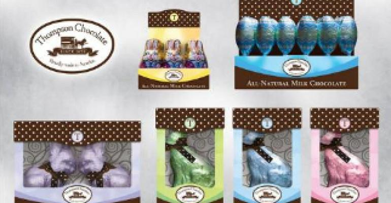 Chocolatier takes cue from fashion trends in designing gift boxes