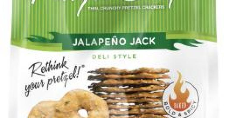 Packaging refresh spices up snack's bag