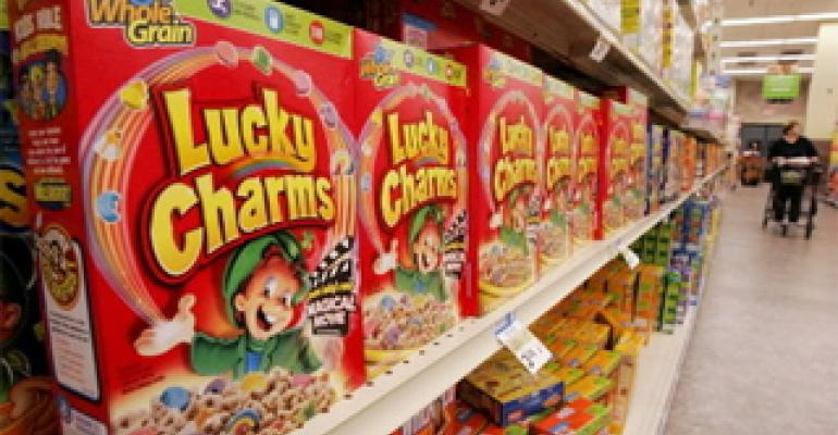 Foodmakers offer advertising plan for kid products