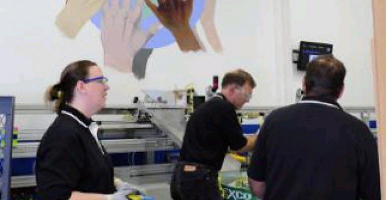 New P&G packaging center celebrates employee diversity