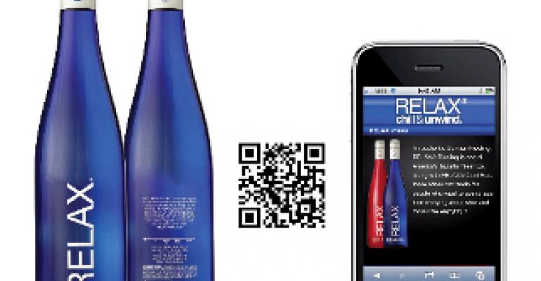 Wine importer calls on QR code to engage shoppers
