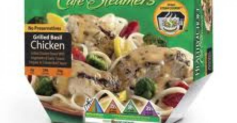 Frozen foods help in portioning, study finds