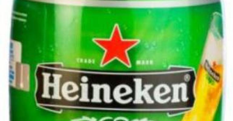 Heineken take-home keg recognized for innovation