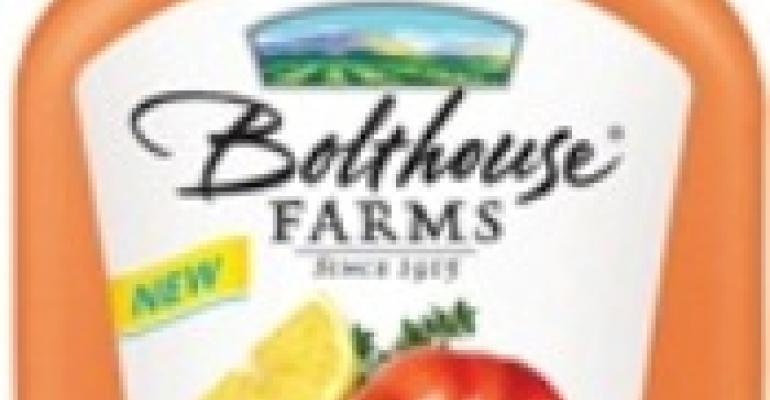 Bolthouse Farms salad dressings lighten up