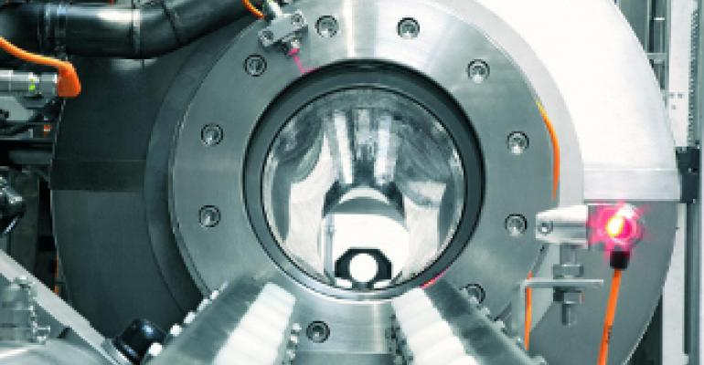 New testing center anticipates growing demand for high pressure processing