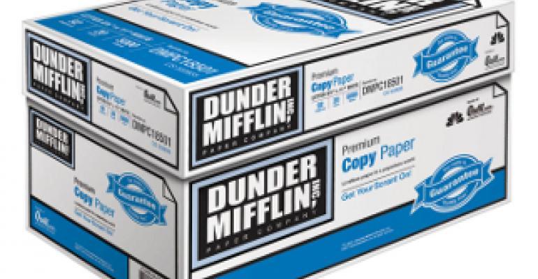Quill.com launches Dunder Mifflin paper